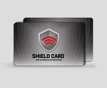 Shield Cards® (RFID Blocking Cards) - 2 pack