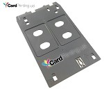 PVC INKJET CARD TRAY  FOR CANON J TRAY PRINTERS